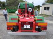 HINO 4tコンテナ牽引車(3,950kg)