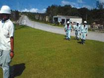 森岡産業訓練の様子2-1