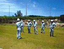 森岡産業訓練の様子3-3